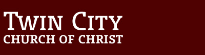 Twin City church of Christ