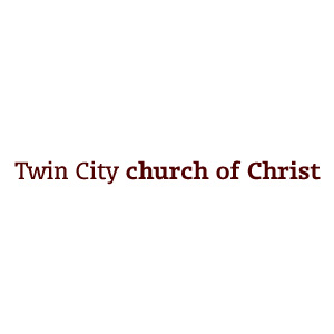 Twin City church of Christ Podcast